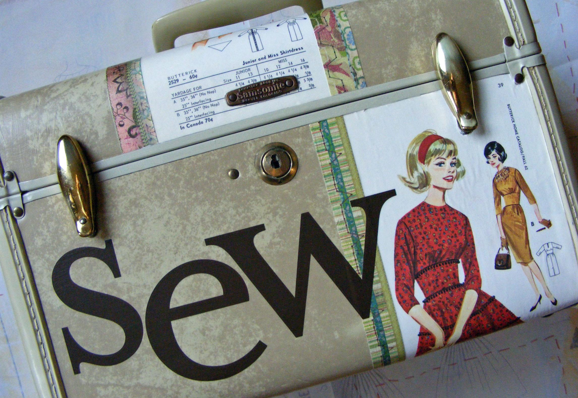 Sewcase